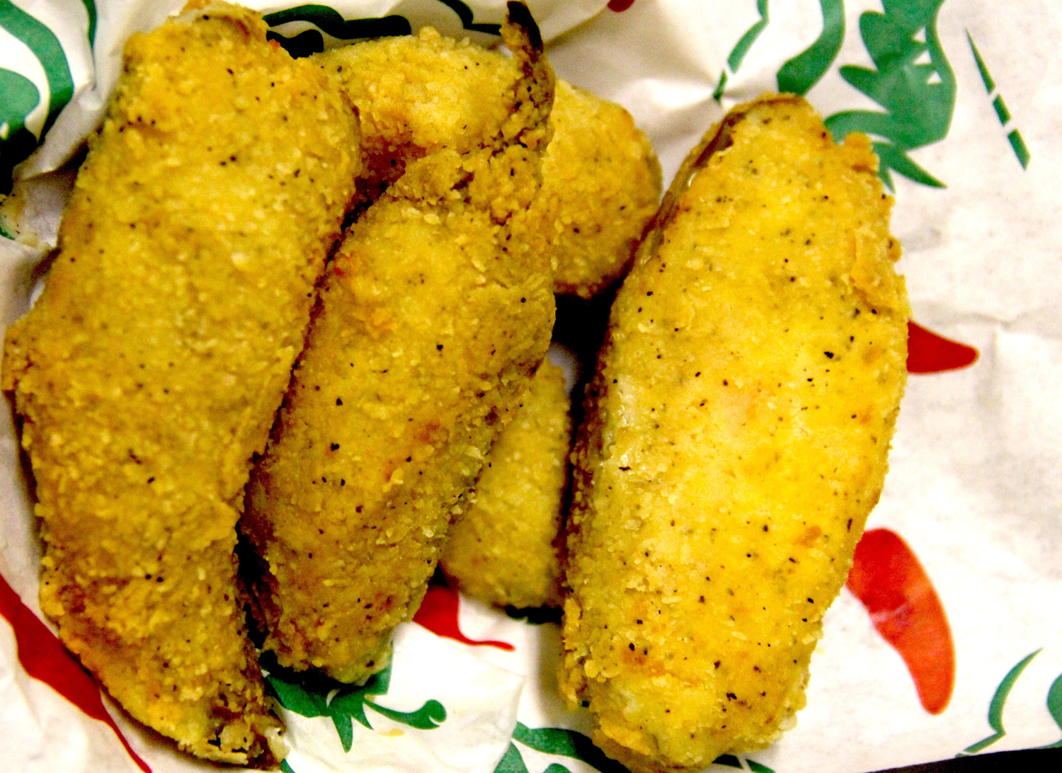 Bean-Stuffed Deep Fried Jalapenos With Salsa Roja Recipe — Dishmaps